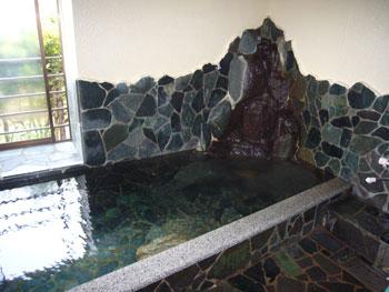 鳴き砂温泉
